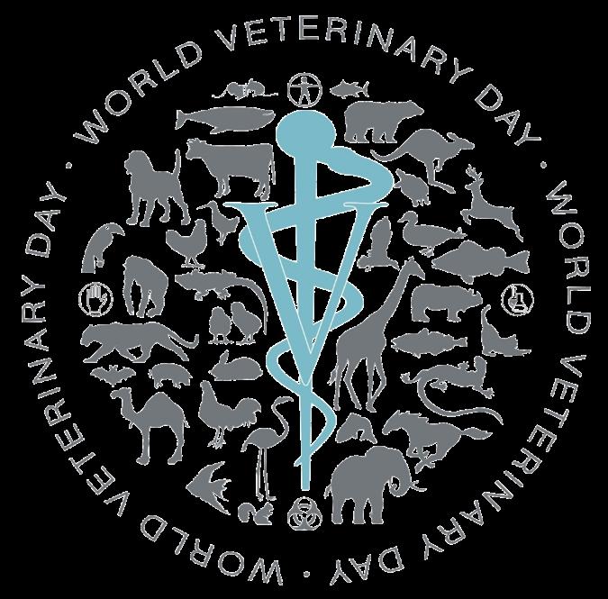 20 años celebrando el Día Mundial de la Veterinaria.