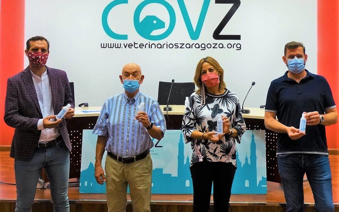 El Ayuntamiento de Zaragoza distribuirá 19.000 botellas entre dueños de mascotas para que limpien la vía pública con una solución de agua y un cuarto de vinagre