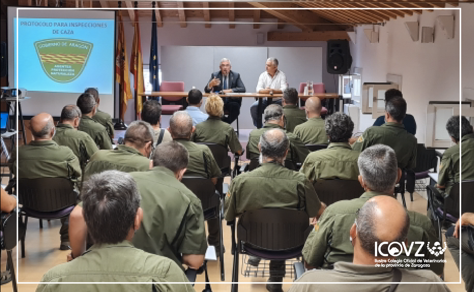 El Gobierno de Aragón mejora la seguridad de los Agentes de Protección de la Naturaleza durante las inspecciones de caza con un nuevo protocolo de actuación