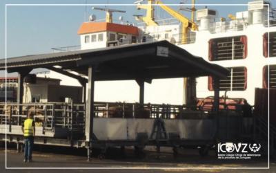 Acuerdo de colaboración sobre los controles a barcos utilizados para transporte de ganado