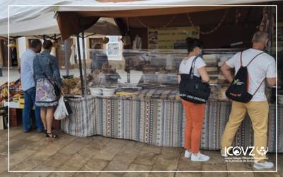 Veterinarios analizan preferencias de seguridad alimentaria en compradores en mercadillos